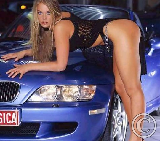 Hot Car Babe (2)